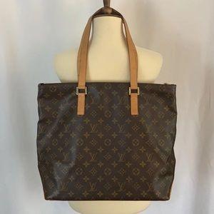 Authentic Louis Vuitton Cabas tote purse LARGE